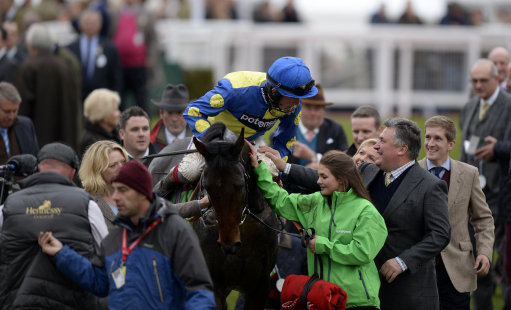 Horse Racing - The Open 2014 - The Paddy Power Gold Cup Day - Cheltenham Racecourse