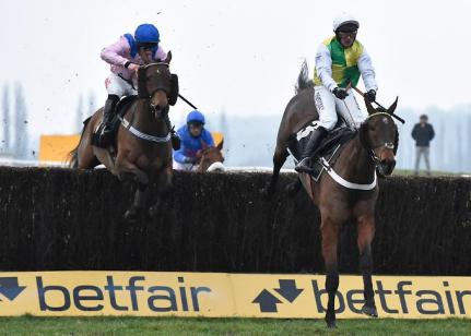 hurdle race newbury
